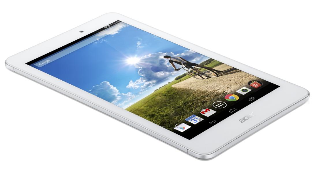Планшеты и смартфоны Acer и Lenovo